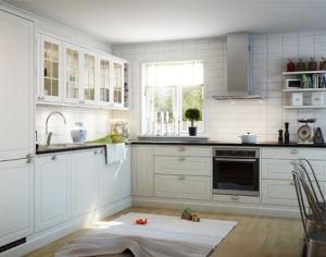 Modern Kitchen Cabinet Wood Door Designs Complete Kitchen Units pictures & photos