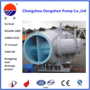 Sdl1200-1000 Vertical Double Suction Pump