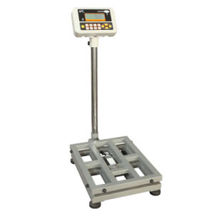 Electronic Platform Scale Bench Scale with Large LED Indicator pictures & photos