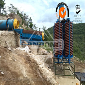 Spiral Concentrator for Gold Refining Machine pictures & photos