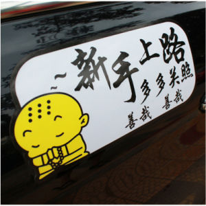 New OEM Magnetic Car Sticker pictures & photos