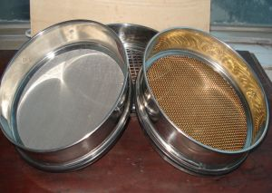 Stainless Steel Durable Lab Micro Powder Separating Filteration Test Sieve pictures & photos