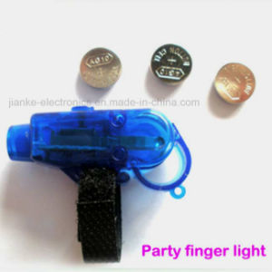 LED Flashlight Finger Light with Logo Printed (4012) pictures & photos