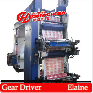 High Speed Doctor Blade Printing Machine pictures & photos
