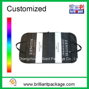 Popular Non Woven Folding Suit Cover Garment Bag pictures & photos