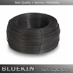 Black Annealed Wire Screw Wire Show in China pictures & photos