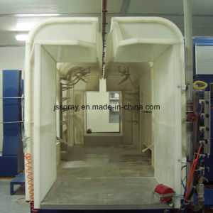 New Design Powder Coating Booth and Powder Coating Line pictures & photos