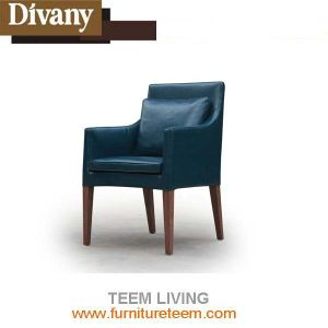 Villa and Project Real Leather Dining Chair pictures & photos