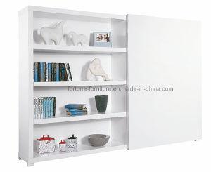Wooden UV High Gloss Sliding Door TV Cabinet Storage Combination (31019) pictures & photos