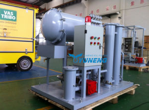 Jt High-Efficieny Dehydration and Precise Filtering Oil Machine pictures & photos