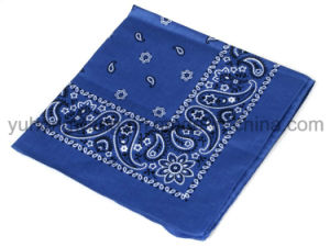 High Quality Lady Square Scarf/Handkerchief/Bandana pictures & photos