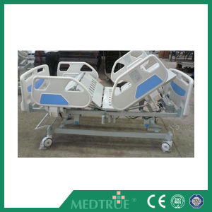 CE/ISO Approved Five-Function Electric Bed (MT05083302) pictures & photos