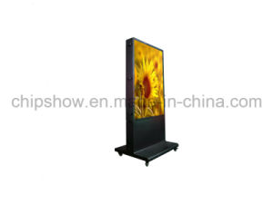 Chipshow New Technology Chargeable LED Display for Advertising pictures & photos