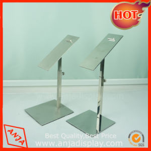Metal Shoe Display Rack Metal Shoe Stand pictures & photos
