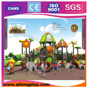 Kids Plastic Slide Outdoor Children Playground Equipment pictures & photos