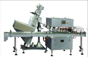 Linear Capping Machine for Round Plastic Bottle pictures & photos