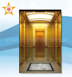Top Grade Luxury Elevator Lift for Passengers pictures & photos
