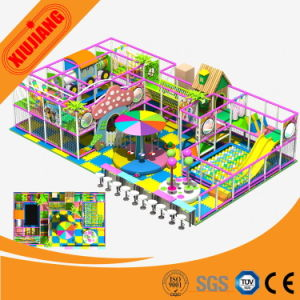 New Style Commercial Used Indoor Playground Equipment for Sale pictures & photos