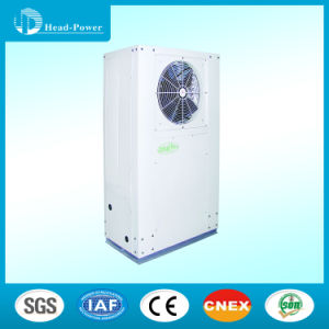 220V 32kw Scroll Mini Air Cooled Water Chiller Plant pictures & photos