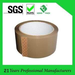 Brown BOPP Packaging Tape for Carton Sealing pictures & photos