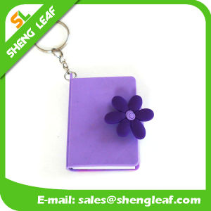 Hot Selling Flower Custom Souvenir Memo Pad pictures & photos