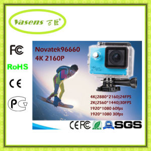 2016 WiFi Action Camera Diving 30m Sport DV Waterproof Action Camera 12MP 1080P Car Camera for Sale pictures & photos