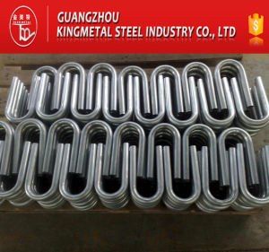 ASTM A688 / 688m Grade TP304/304L U-Bent Seamless Stainless Steel Pipe pictures & photos