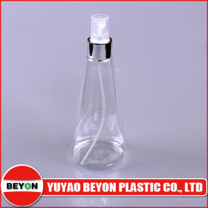250ml Conical Shape Cosmetic Plastic Pet Bottle pictures & photos