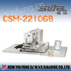 Programmable Procedural Floriation Pattern Supreme Brother Industrial Computer Sewing Machine pictures & photos