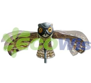 Moving Owl to Scare Birds China Manufacturer pictures & photos