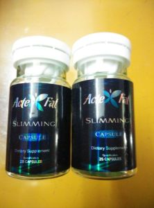 Acte Fat Effective Natural Slimming Capsule Weight Loss Green Pills pictures & photos