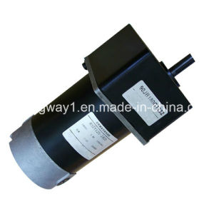 Pm DC Spur Gear Motor for Equipment pictures & photos