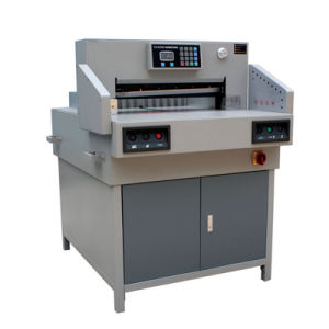 Electrical Paper Cutter E720r pictures & photos