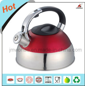 Best Selling Products Stainless Steel Whistle Kettle