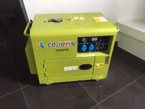 High Quality Diesel Generator, 220V, Keep Silence pictures & photos