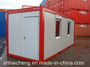 Modern Flat Pack Modular 40ft Container Office for Sale pictures & photos