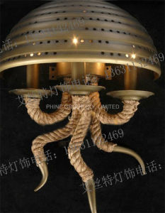 Home Decorative Metal Pendant Lamp for Bedside pictures & photos