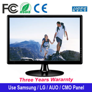 "Widescreen 15.6"" Inch LED Monitor with VGA HDMI Speaker Input OEM Optional pictures & photos"