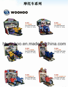 Motorcycle Racing Car Simulator Machine Coin Operated Machine pictures & photos