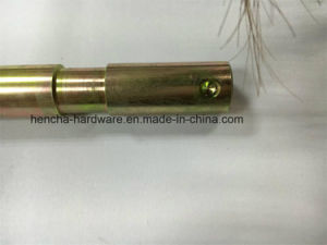 CNC Part for AISI 12L14 Shaft Operator Position Input pictures & photos
