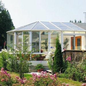 Romantic House Heat Insulation Laminated Glass Aluminium Sunroom (FT-S) pictures & photos
