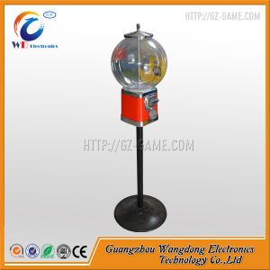 Coin Operated Plastic Balls Gumball Vending Machine From Guangzhou Supplier pictures & photos