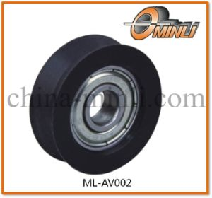 Metal Bearing with Plastic Coating (ML-AV002) pictures & photos
