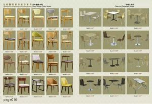 Table and Chair Set for Hoe Furniture pictures & photos