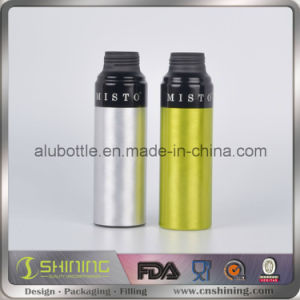Aluminum Aerosol Spray Can for Cosmetic