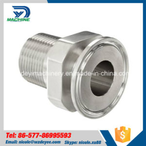 Stainless Steel Sanitary Pipe Clamp Ferrule (DY-F037) pictures & photos