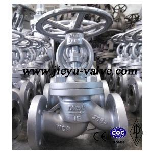 DIN Pn16/25/40/63/100/160 Carbon Steel Globe Valve pictures & photos
