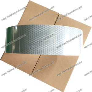 Hot Sale PVC Reflective Tape for Lifesaving Equipment pictures & photos
