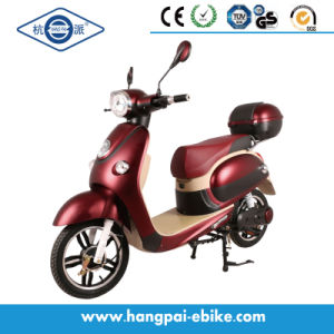 48V 350W Pedal Electric Bike Electric Scooter Red (HP-XGW)