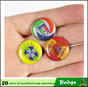 Made in China Epoxy Sticker Badge with Printing Logo pictures & photos